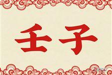 壬子是什么意思 壬子的意思詳解