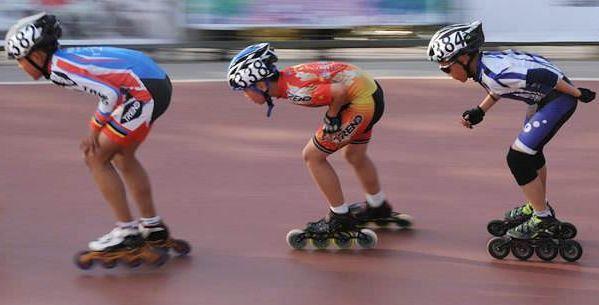 中国轮滑日(每年6月6日)