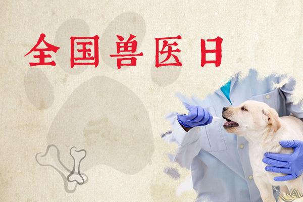 全国兽医日—中国兽医人的节日